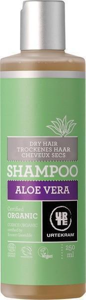 Aloe vera shampoo (droog haar) (250ml)