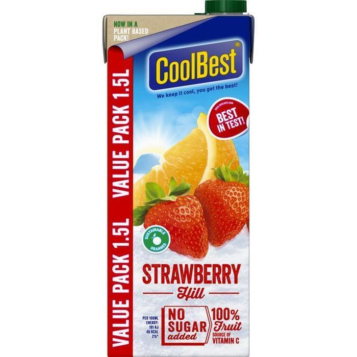 CoolBest Strawberry hill (1.5L)