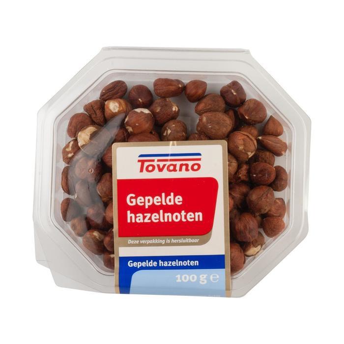 Hazelnoten (100g)