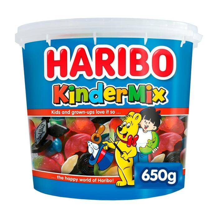 Haribo Kindermix (650g)