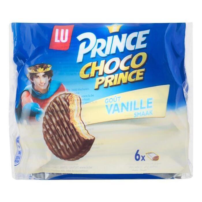 Choco prince vanille (Stuk, 6 × 180g)