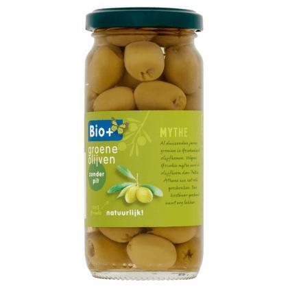 Groene olijven (240ml)