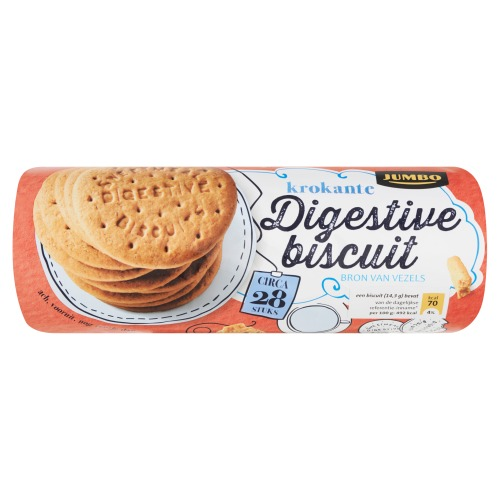 Jumbo Krokante Digestive Biscuit 400g (400g)