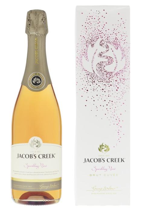 Sparkling Rosé (glas, 0.75L)