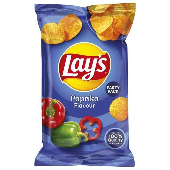 Lay's Paprika partypack xxl (335g)