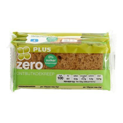 Ontbijtkoekrepen zero