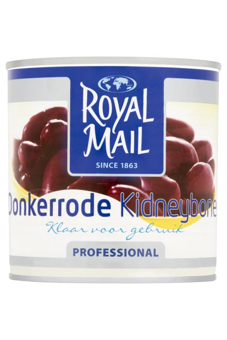 Royal Mail donkerrode kidneybonen 400g (400g)