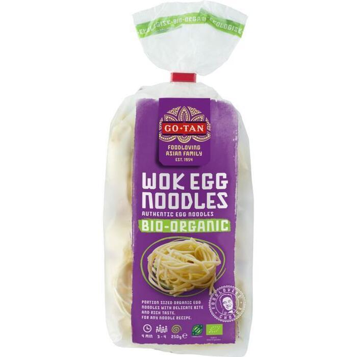 Egg Wok Noodles Bio 250 g (250g)