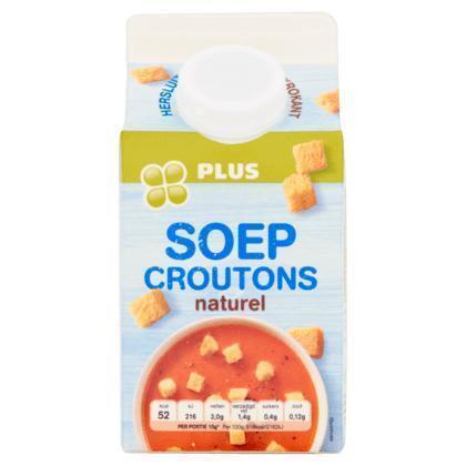 Soep croutons naturel (150g)
