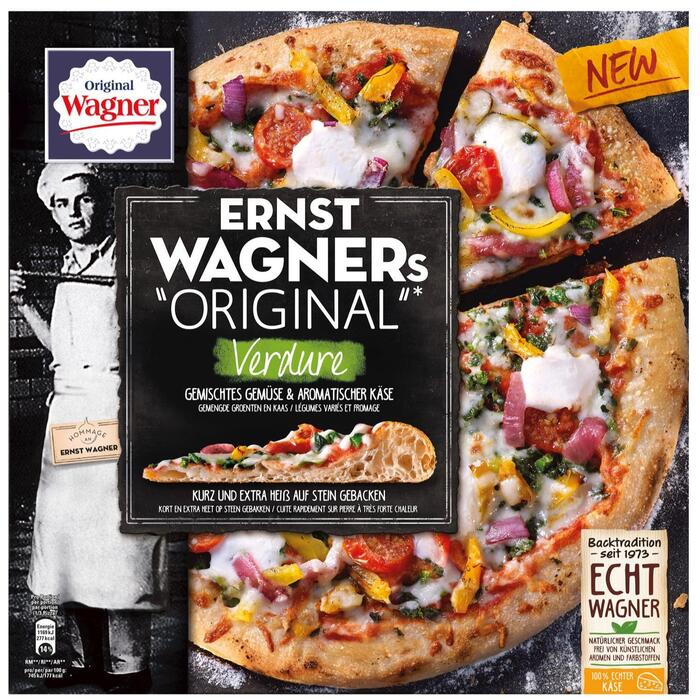 Original Wagner Verdure 470 g (470g)