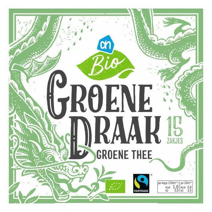 AH Biologisch Groene draak