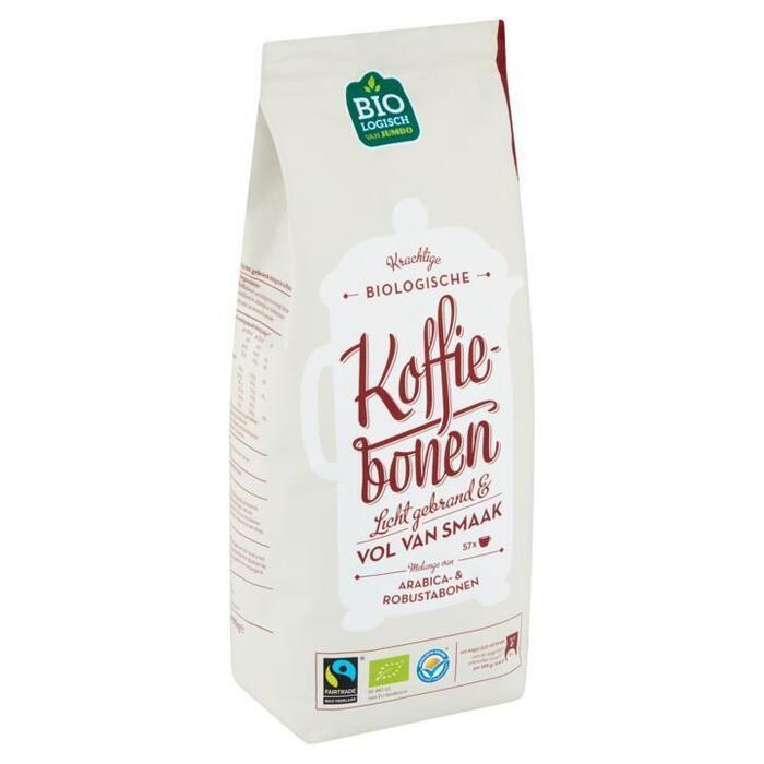 Jumbo Krachtige Biologische Koffiebonen 400g (400g)