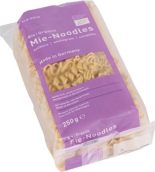 Mie noodlesvolkoren (250g)