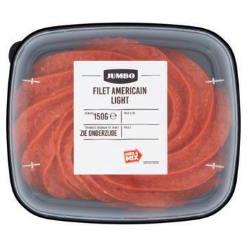 Jumbo Filet Americain Light 150g (150g)