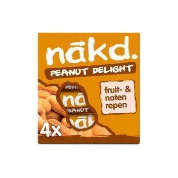 Nakd Peanut delight multipack (4 × 35g)