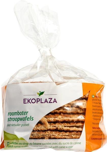 Stroopwafels roomboter (zak, 250g)