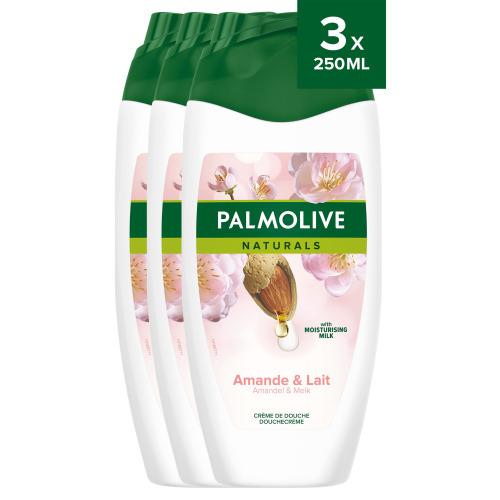 Palmolive Naturals Delicate Care Douchemelk Multi-Pack 3 x 250 ml (250ml)
