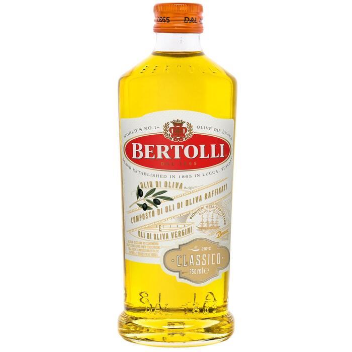 Classico Olijfolie Bakken & Braden (glazen fles, 0.75L)