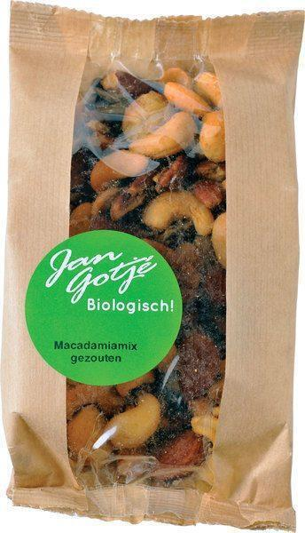 Macadamiamix gezouten (150g)