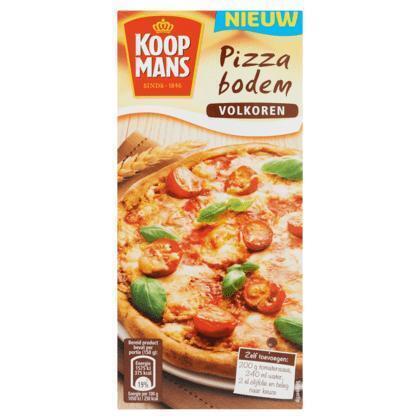Mix voor Pizza Bodem Volkoren (doos, 410g)