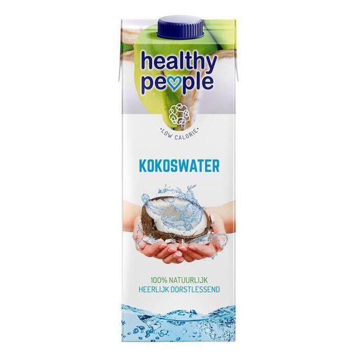Coconut water, 100% natural (Stuk, 1L)
