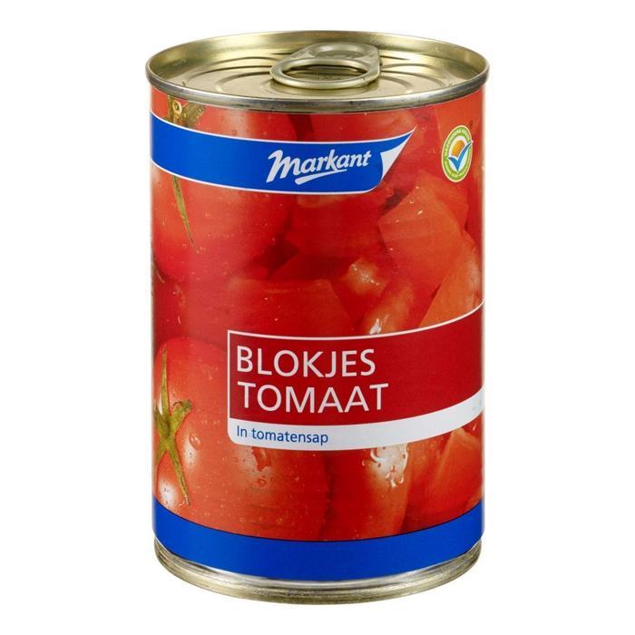 Markant Tomatenblokjes (400g)