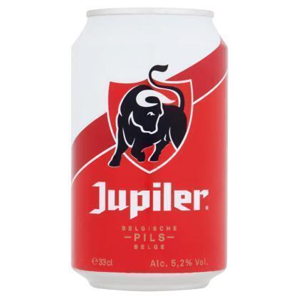 Jupiler blond (rol, 33 × 33cl)