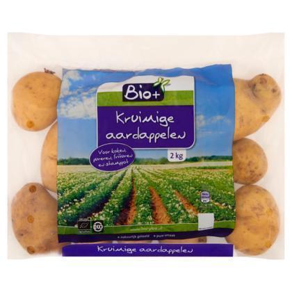 Bio+ Kruimige aardappelen biologisch (2kg)