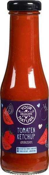 Tomatenketchup ongezoet (32.5cl)