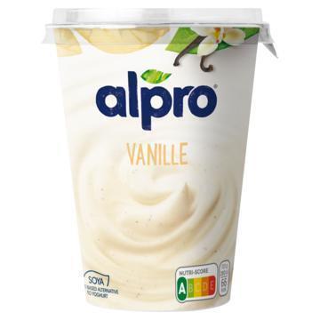 Soya vanille (500g)
