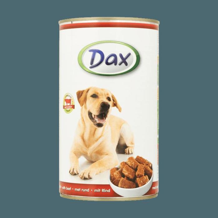 Dax Complete Food met Rund 1240g (1.24kg)