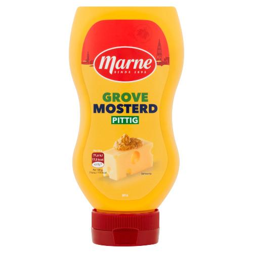 Marne Grove mosterd flacon ovaar 225g (225g)