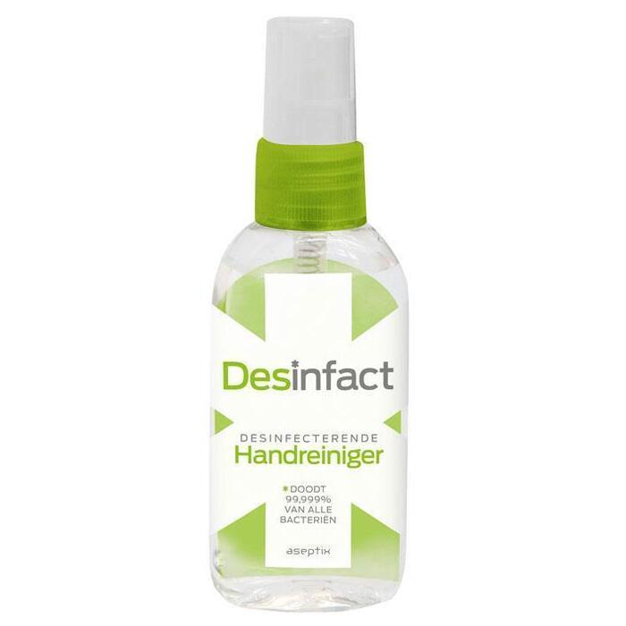 Desinfact Desinfecterende handreiniger spray (50ml)