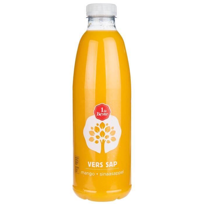 Sinaasappel-mangosap vers (1L)