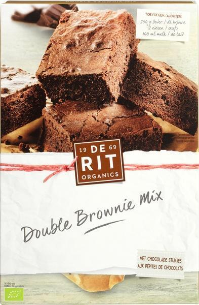 Double Brownie Mix (400g)