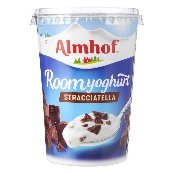 Roomyoghurt stracciatella (500g)