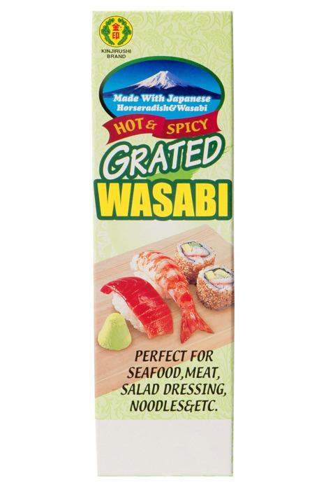 Kinjirushi Japanese grated wasabi (43g)