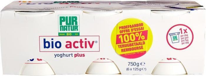 Active yoghurt 6-pack (6) (750g)