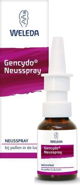 Neusspray gencydo (20ml)
