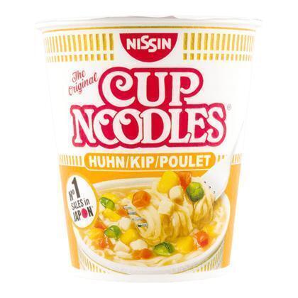 Cup noodles kip (63g)