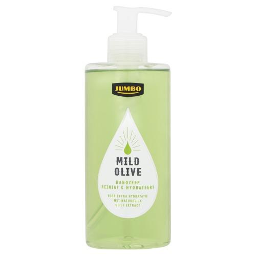 Jumbo Mild Olive Handzeep 300ml (30cl)