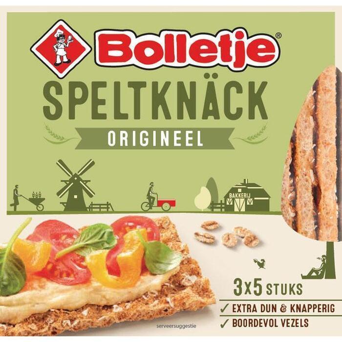 Bolletje Speltknäck (240g)