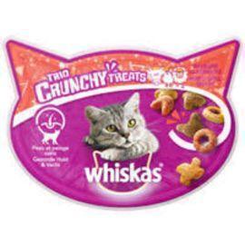 Whiskas Trio crunchy mixed grill (kuipje, 55g)
