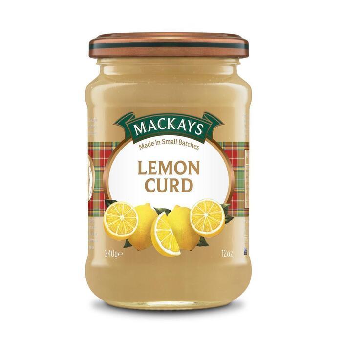 Mackays Lemon Curd (340g)