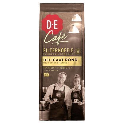 Douwe Egberts Filterkoffie delicaat rond (250g)