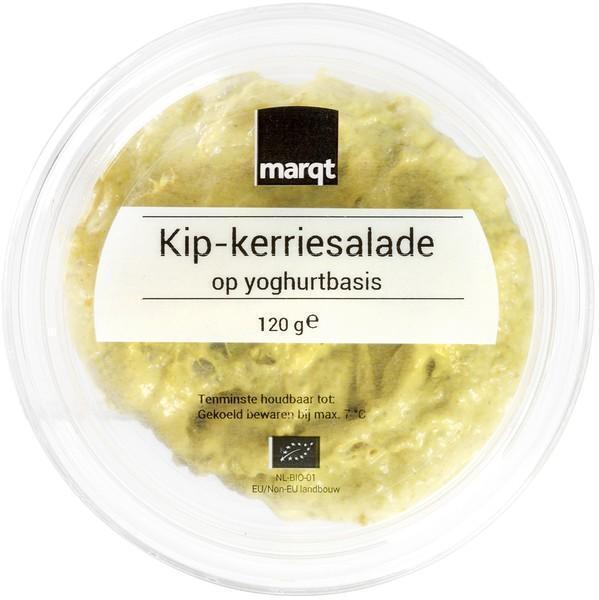 Kip-kerrie salade yoghurtbasis (120g)