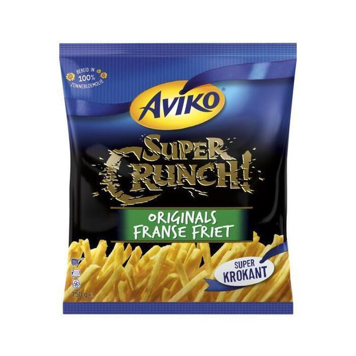 Aviko SuperCrunch originals Franse frites (750g)