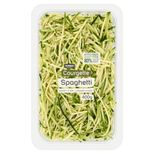 Jumbo Courgette Spaghetti 400 g (400g)