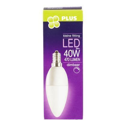 Lamp LED 40W Kaars kleine fit mat dim