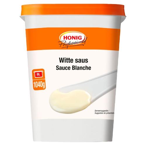 Honig Professional Saus Witte 1040 g Beker/kuipje (1.04kg)